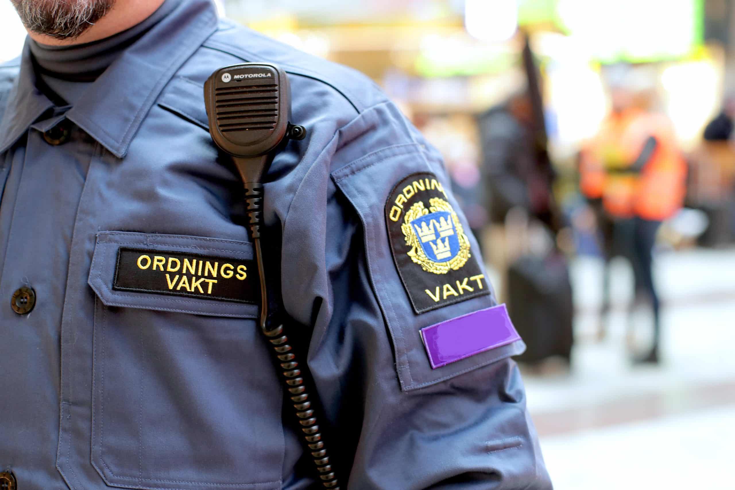 POLISMYNDIGHETEN STÄLLER IN ALL FORTBILDNING FÖR ORDNINGSVAKTER