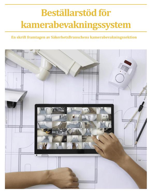 Beställarstöd för kamerasystem – det behöver du veta innan införandet